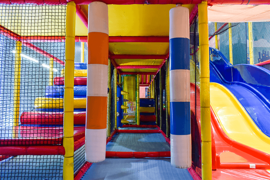 Interactive Soft Play