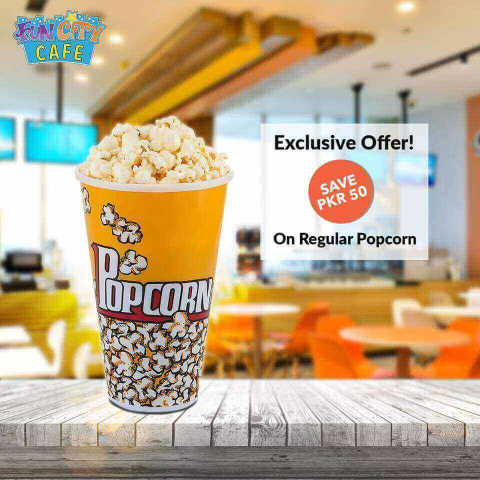 POP CORN DEAL