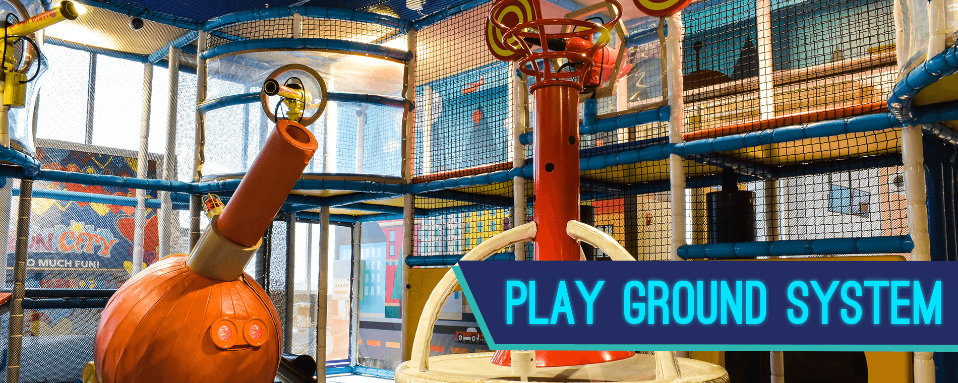 Play Ground System- WEB BANNER