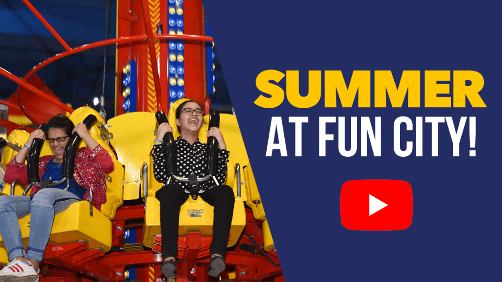 Summer at Fun City
